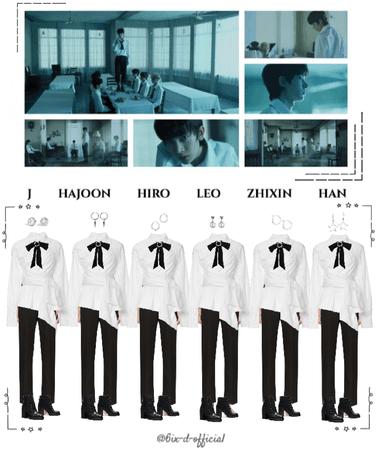 6IX-D [식스디] 'Given-Taken' Official MV 210213