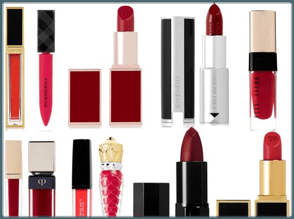 only lipstick because i'm lazy af