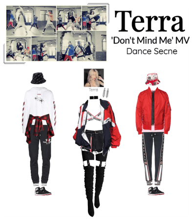 [STYLE] Terra 'Don't Mind Me' MV