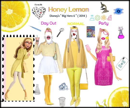 Honey Lemon ( Big Hero 6 )