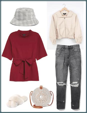 Winter fashion week