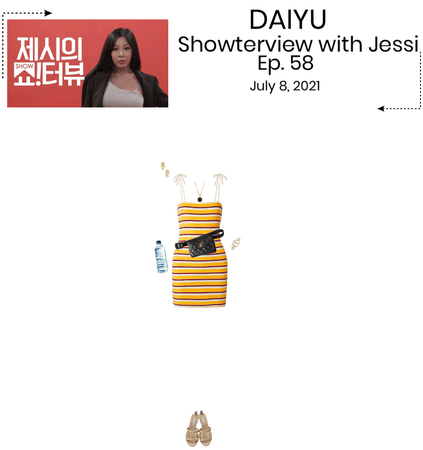 DAIYU//Showterview with Jessi