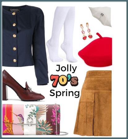 Jolly 70's Spring