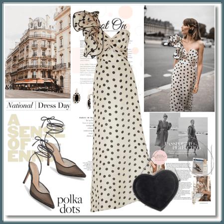 National Dress Day: Spot On