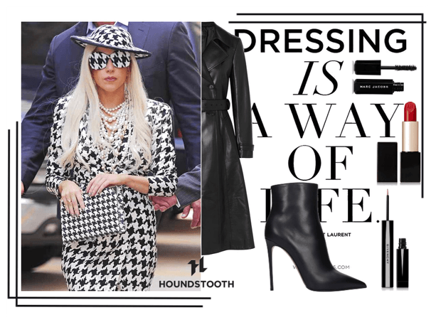 Own the Pattern: Houndstooth