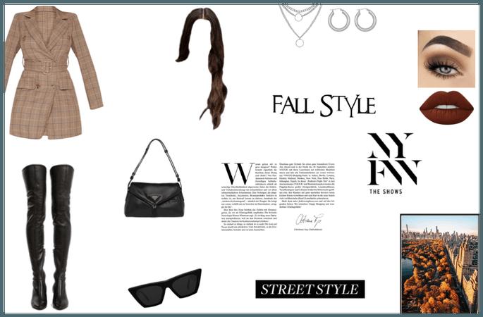 Street Style Fall FW