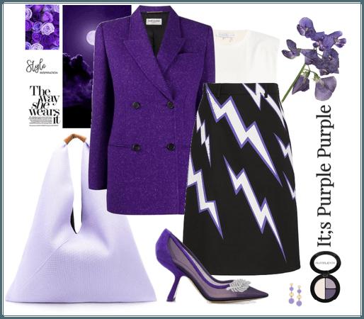 It's Purple Purple