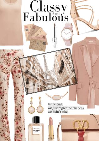 classy in paris