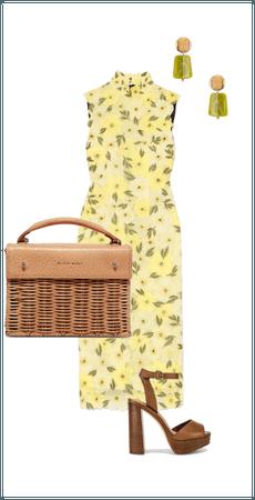 Soft autumn/Soft summer yellow