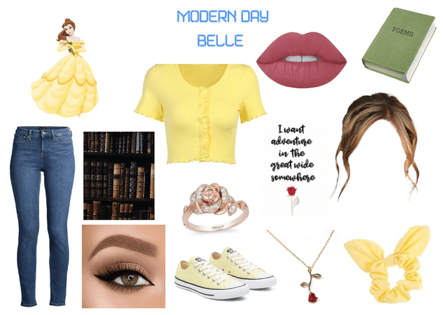 Modern Day Characters Eleven: Belle