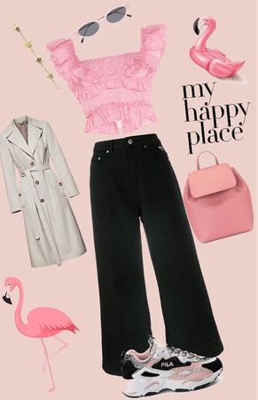 flamingo vibes💖