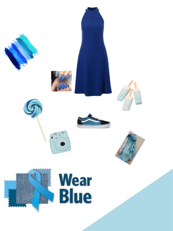 wear blue to save lives