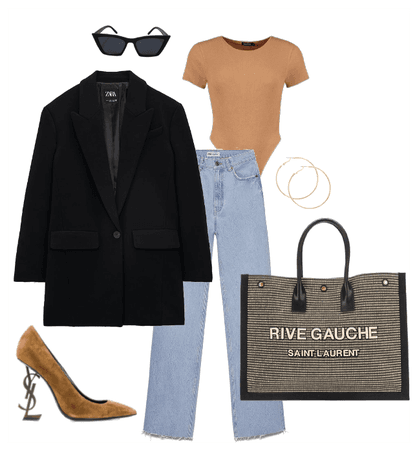The Trendy yet Chic Assistant