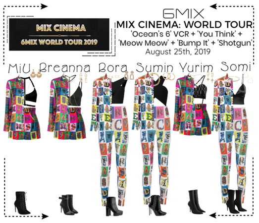 《6mix》Mix Cinema | Paris