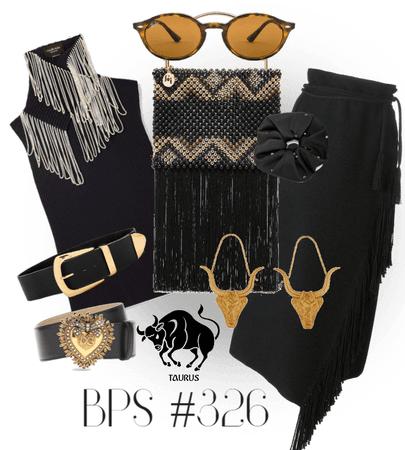 Bohemian Prep School #326: Taurus Gold