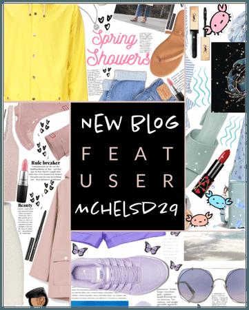 Featured user: @mchelsd29
