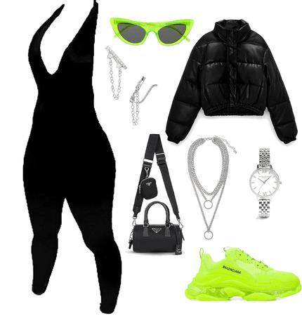 Sporty Color Pop