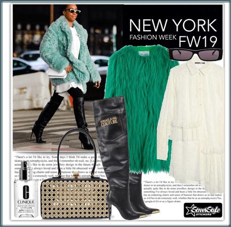 2019 NYFW Street Style
