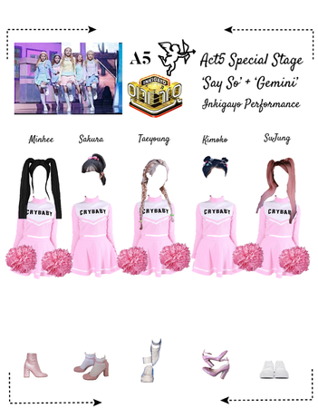 {ACT5} INKIGAYO SPECIAL STAGE