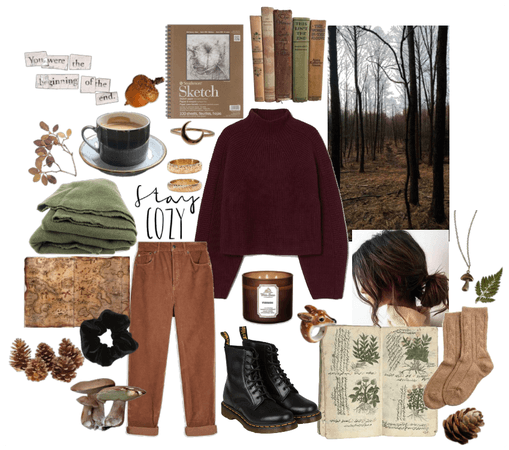 cozy woodland