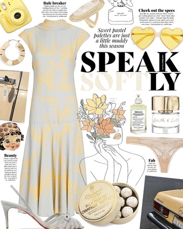 Speak Softly | Muted Pastels