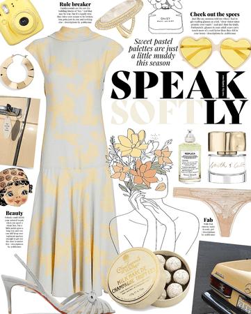 Speak Softly | Muted Pastels