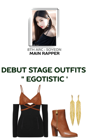 #8th arc #debut_satge #Egotistic