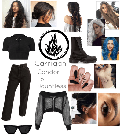 Carrigan - Dauntless