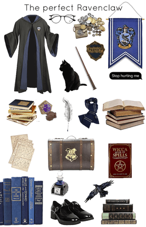 The perfect Ravenclaw