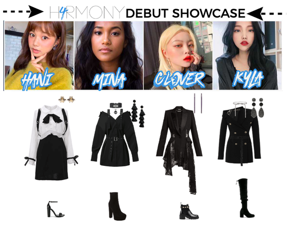 ((H4RMONY)) Debut Showcase