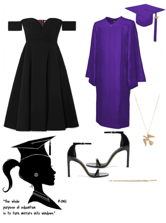 Graduation and Prom Outfit