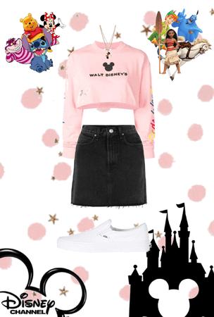 Pink Disney