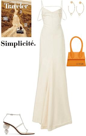 simplicité ☀️