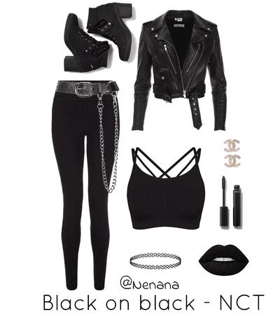 Black On Black - NCT Inspired