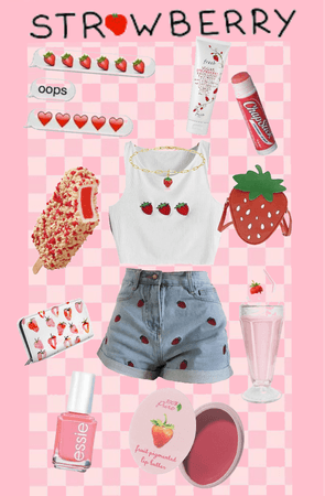 Strawberry 🍓🍓