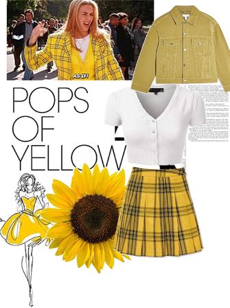 feeling yellow !!