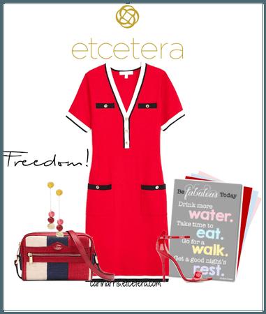 ETC Spring 2020: Freedom Knit Dress