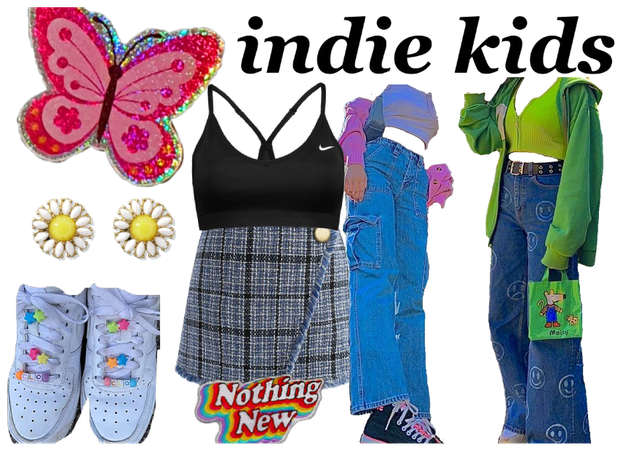 indie aesthetic challenge