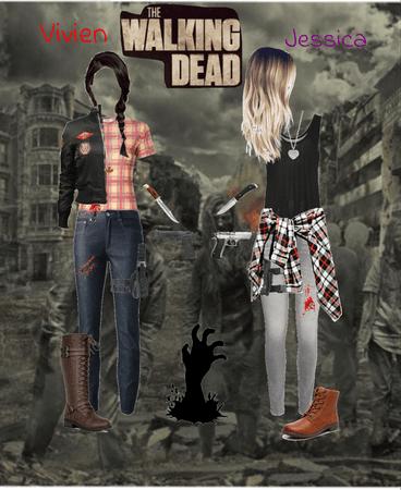 The Walking Dead: Friendship