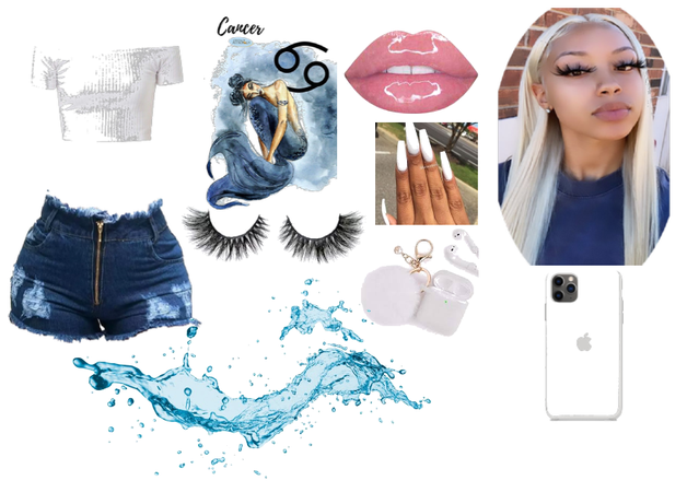 cancer zodiac sign outfit