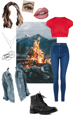 Aesthetic Outfit #1