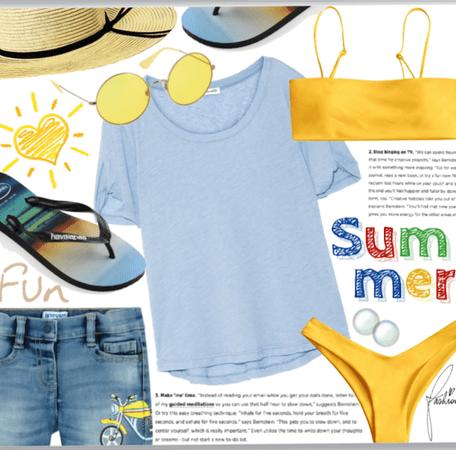 Summer fun 🌞⛱