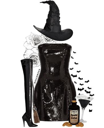 Sexy Witch ❤️🔥🎃🧙🏻♀️