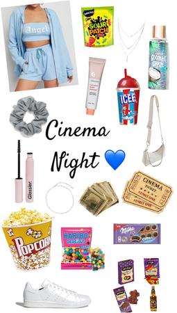 Thalya Collection ~ Cinema night!