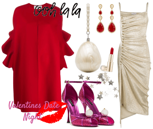 Valentines Date Night Outfit