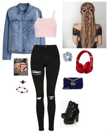 Randomized Outfit #4