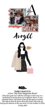 AVRYLL [아브릴] vLive App 200512