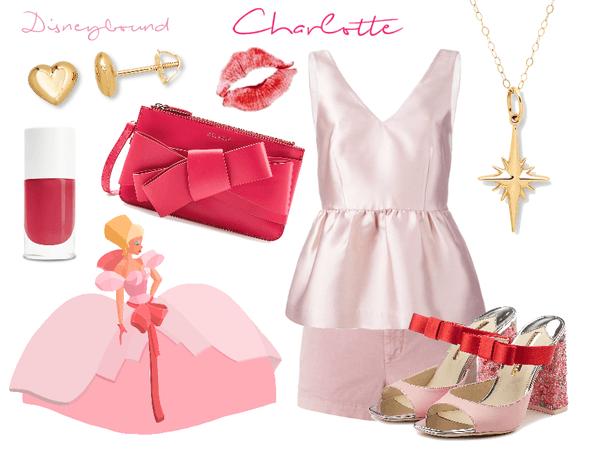 Disneybound Charlotte