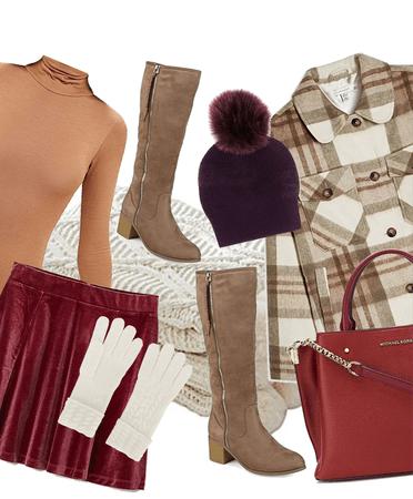 Preppy Winter Wear