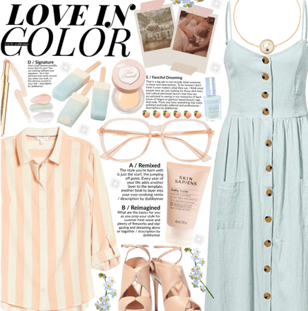 Love in color.